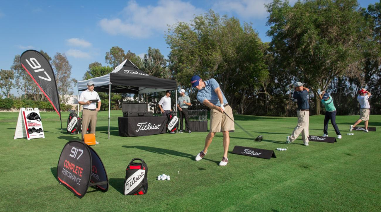 You can get custom fit for a new Titleist 917 driver at more than 2,000 locations in the U.S. on 9/17.