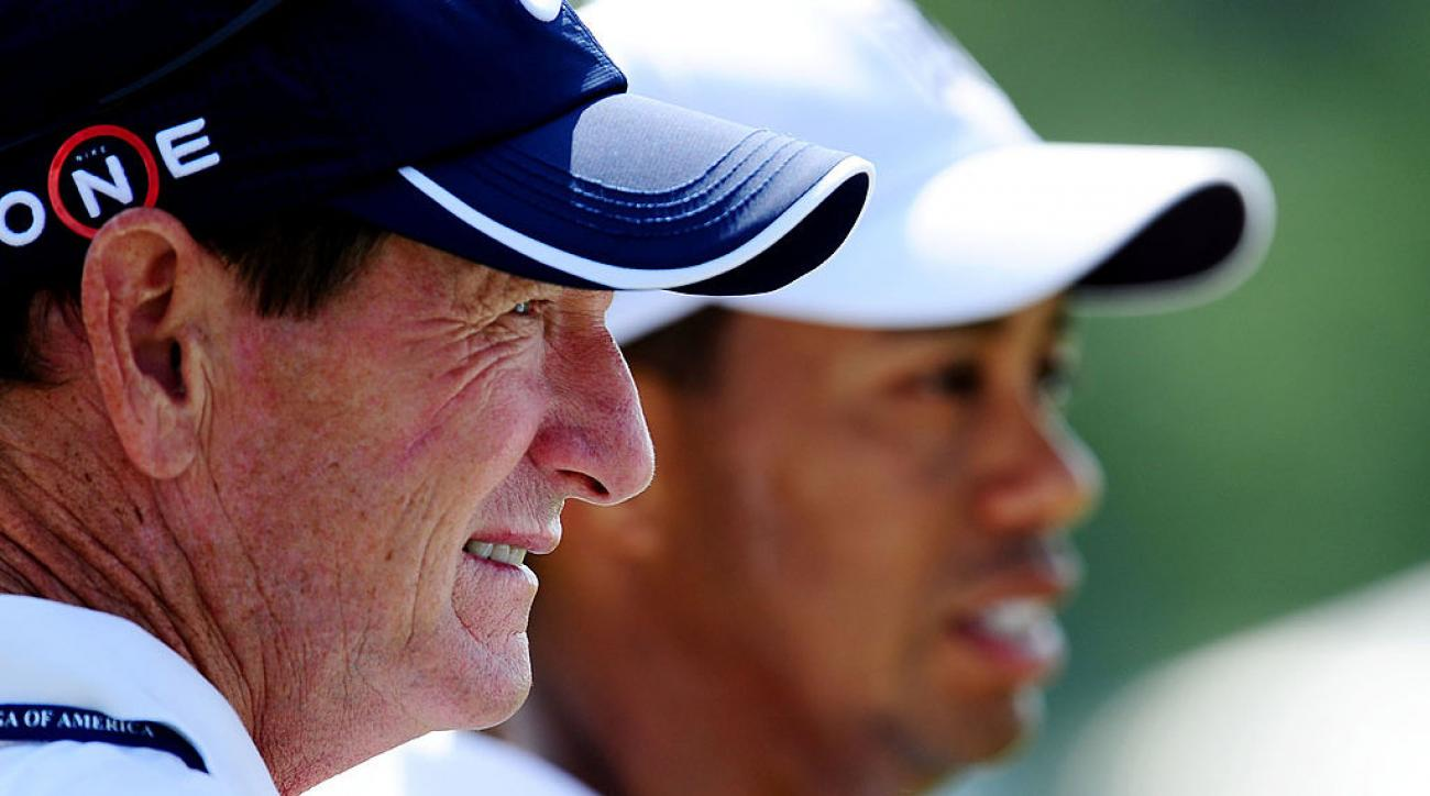 Hank Haney coached Tiger Woods for much of his professional career.