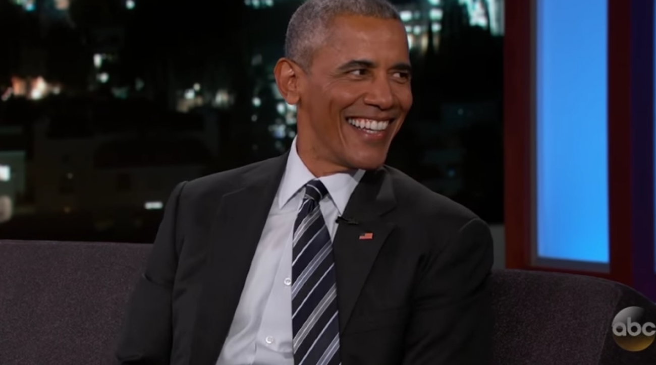 President Obama has played over 300 rounds of golf during his time in office.