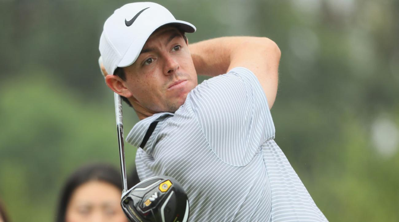 Rory McIlroy teed it up with a TaylorMade M2 driver in China last week.