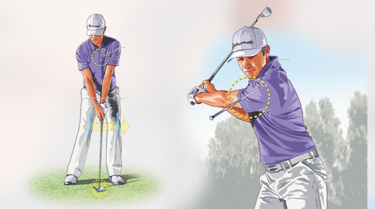 Hitting the ball far is fine, but controlling your wedges will lead to more birdies.