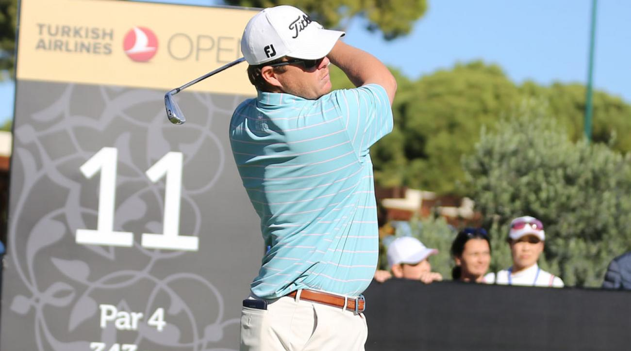 George Coetzee is a three-time winner on the European Tour.