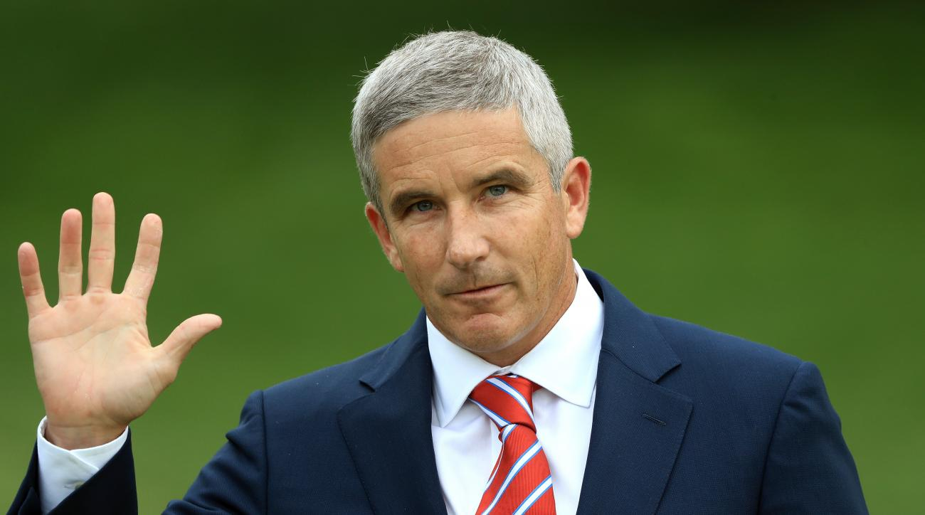 Jay Monahan is expected to be named commissioner of the PGA Tour Monday.