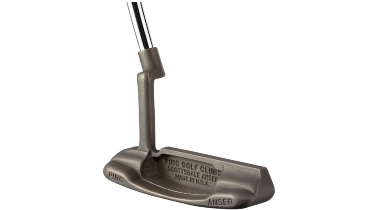 Ping plans to release 1,550 limited-edition Anser putters to celebrate its 50th anniversary.