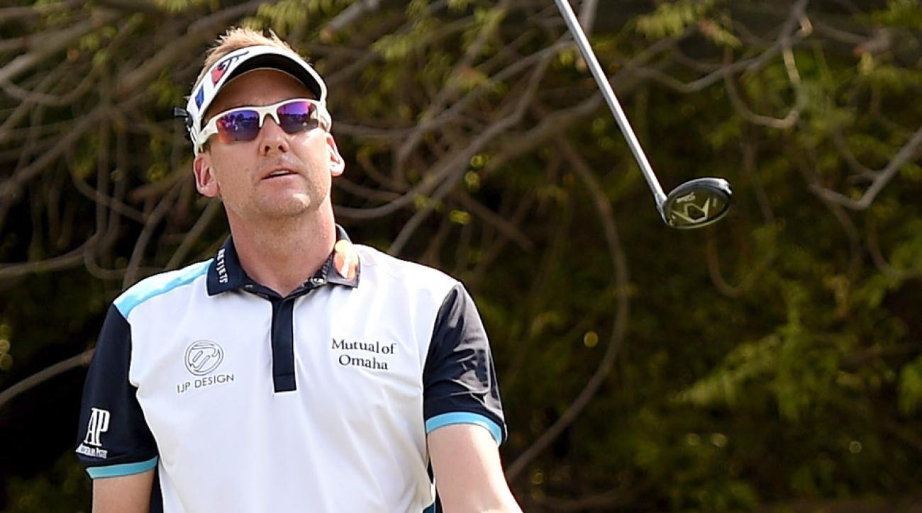 Ian Poulter shot 72 to open the OHL Classic.