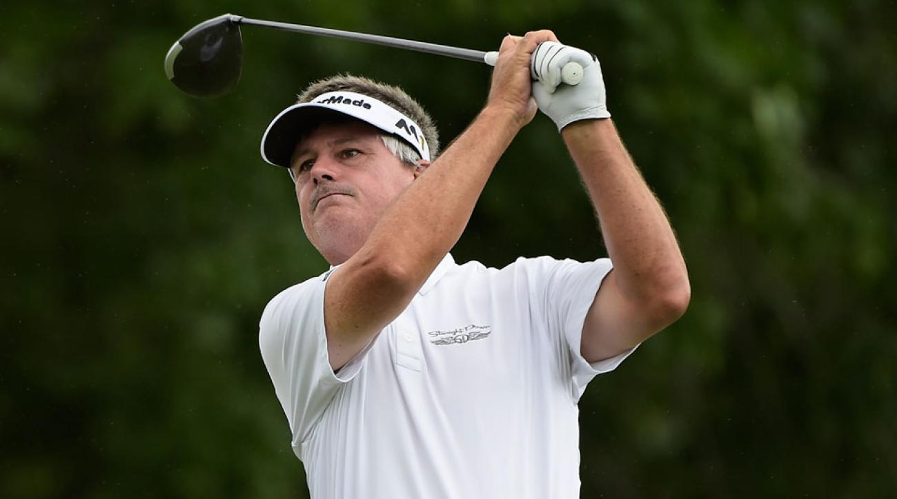Paul Goydos won twice on the PGA Tour, most recently in 2007.