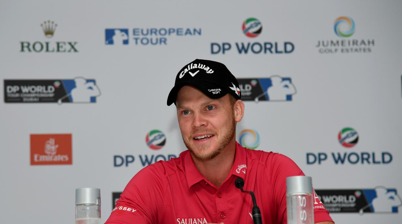 Danny Willett was forced to drop the World Cup of Golf from his schedule due to a nagging back injury.