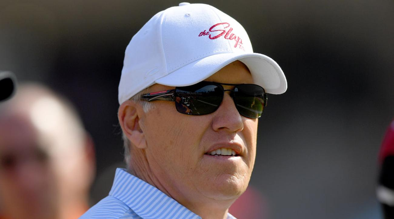 John Elway played for the Denver Broncos in the NFL for 16 years.