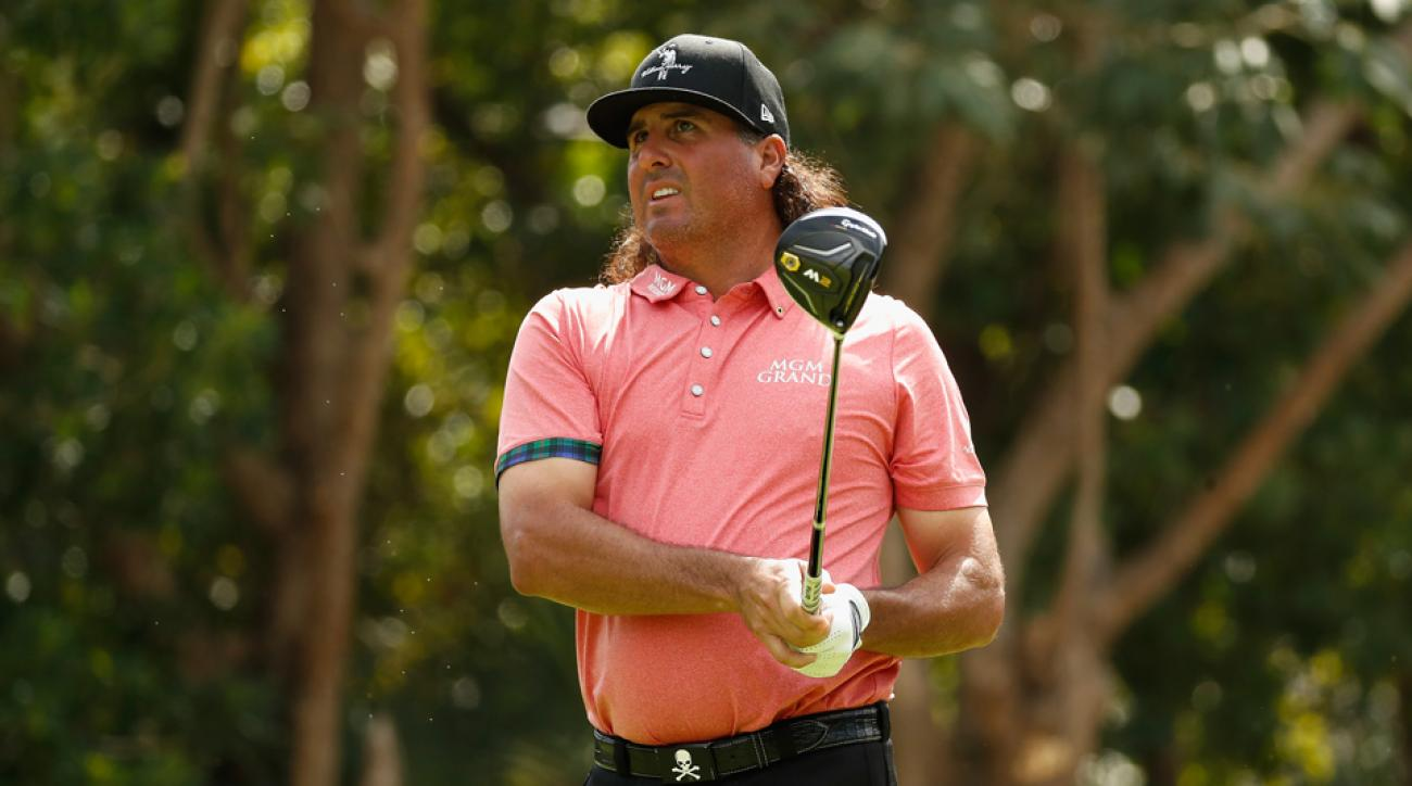 Pat Perez won the 2016 OHL Classic at Mayakoba for his first win on the PGA Tour in seven years.
