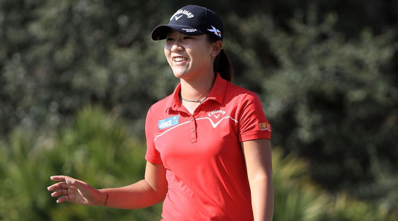 Lydia Ko, 19, has already collected 14 victories on the LPGA Tour.