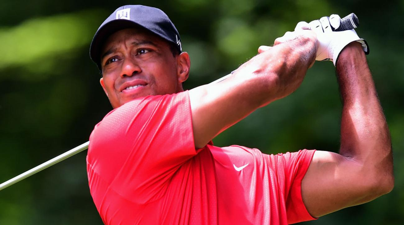 Tiger Woods has not teed it up competitively since the 2015 Wyndham Championship.