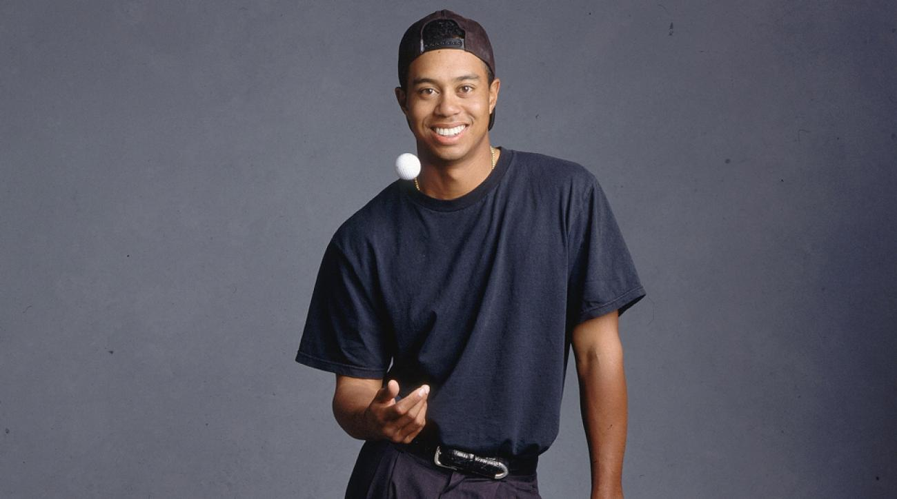 Tiger Woods was the first athlete to be named Sports Illustrated Sportsman of the Year twice.