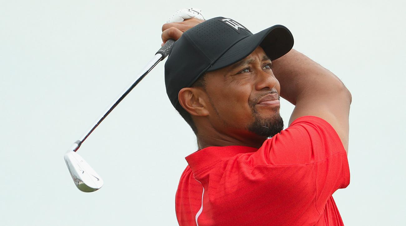 How will Tiger Woods fare in competition in 2017?