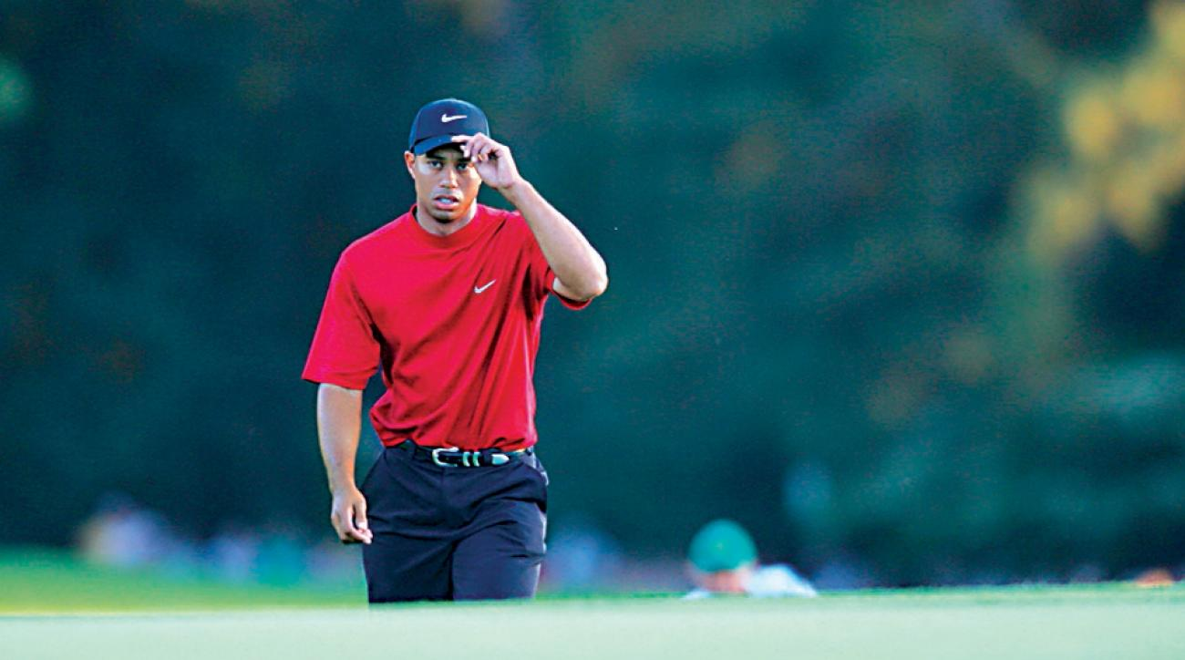 the career of the golfer tiger woods A look back through the years on tiger woods and his career at the masters tournament at augusta national.