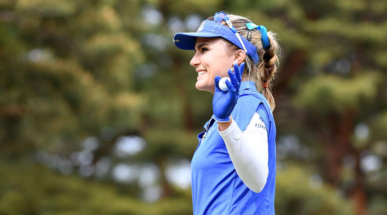 Lexi Thompson is playing the same tees as the men this week. Here's why we shouldn't be freaking out about it.