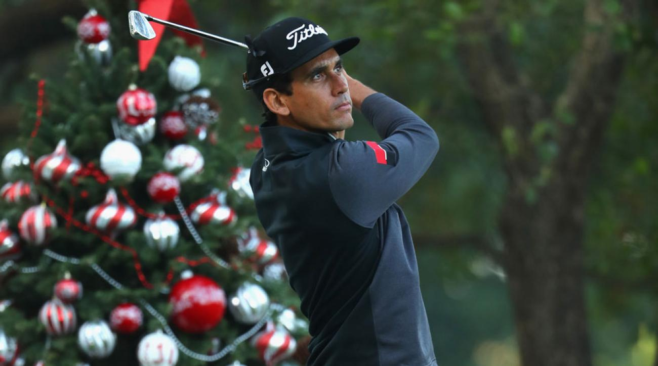 Rafa Cabrera Bello is a two-time winner on the European Tour.