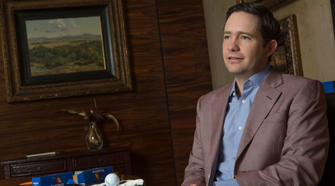 Benjamin Salinas Sada will serve as the chairman of the WGC-Mexico Championship.