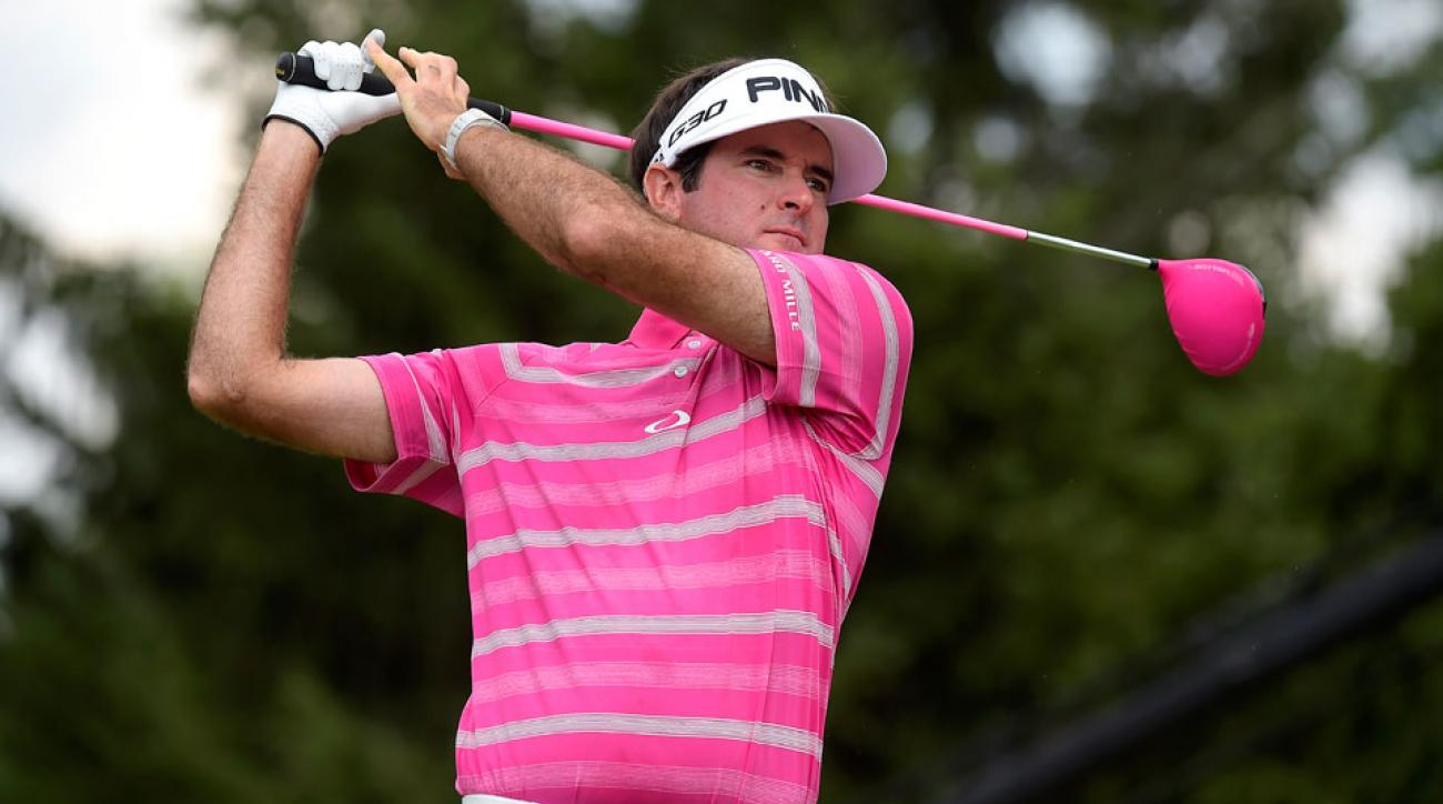 In more ways than one, Bubba Watson is one of the most colorful players on the PGA Tour.