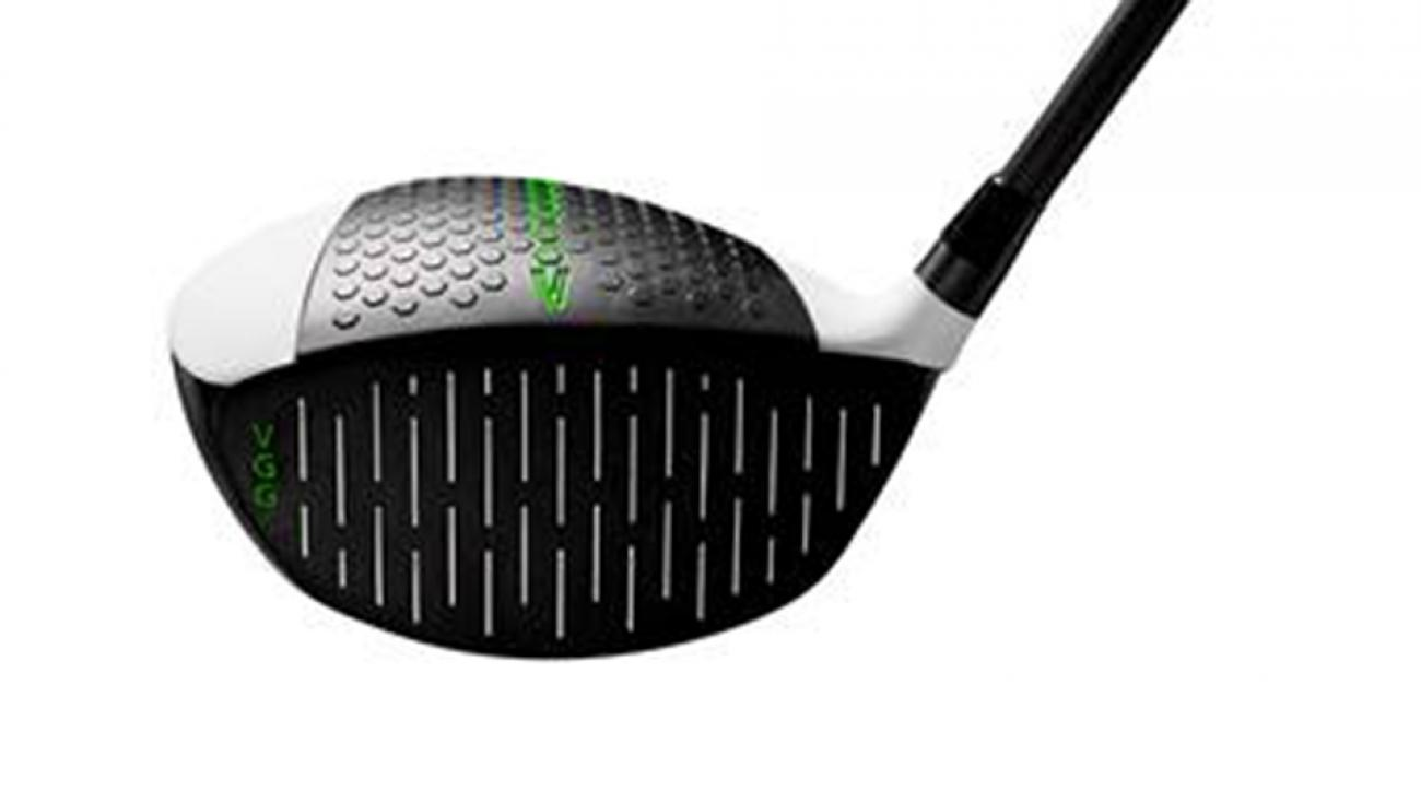 A close-up look at the new driver you will see in John Daly's bag.