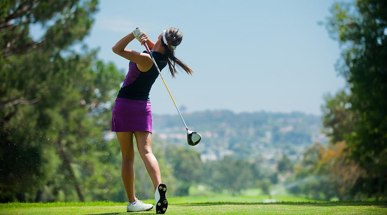 To make a reactive, athletic swing, put yourself on an 8-second shot clock.