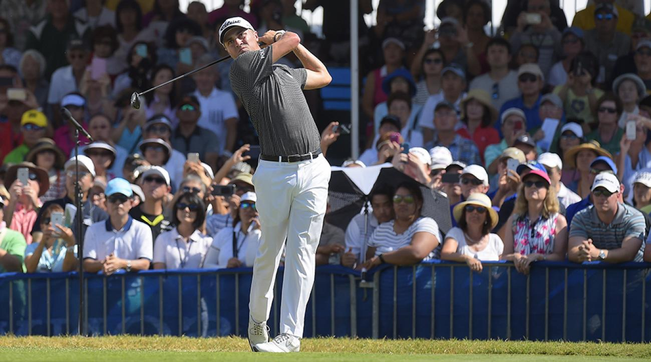 Justin Thomas blew away the field for another win in Hawaii, his third victory of the season.