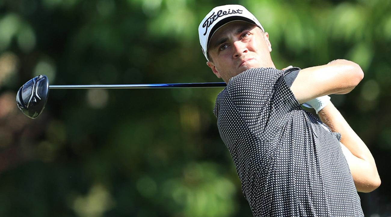 Justin Thomas had a memorable trip to Hawaii. He's leaving with two wins, a 59 and a 72-hole scoring record.