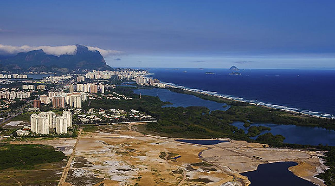 Olympic Golf Course in Rio
