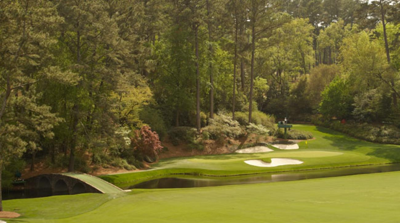 A U.S. Women's Open at Augusta National, the par-3 No. 12 pictured, would be a spectacular grow-the-game opportunity. And hugely fun.