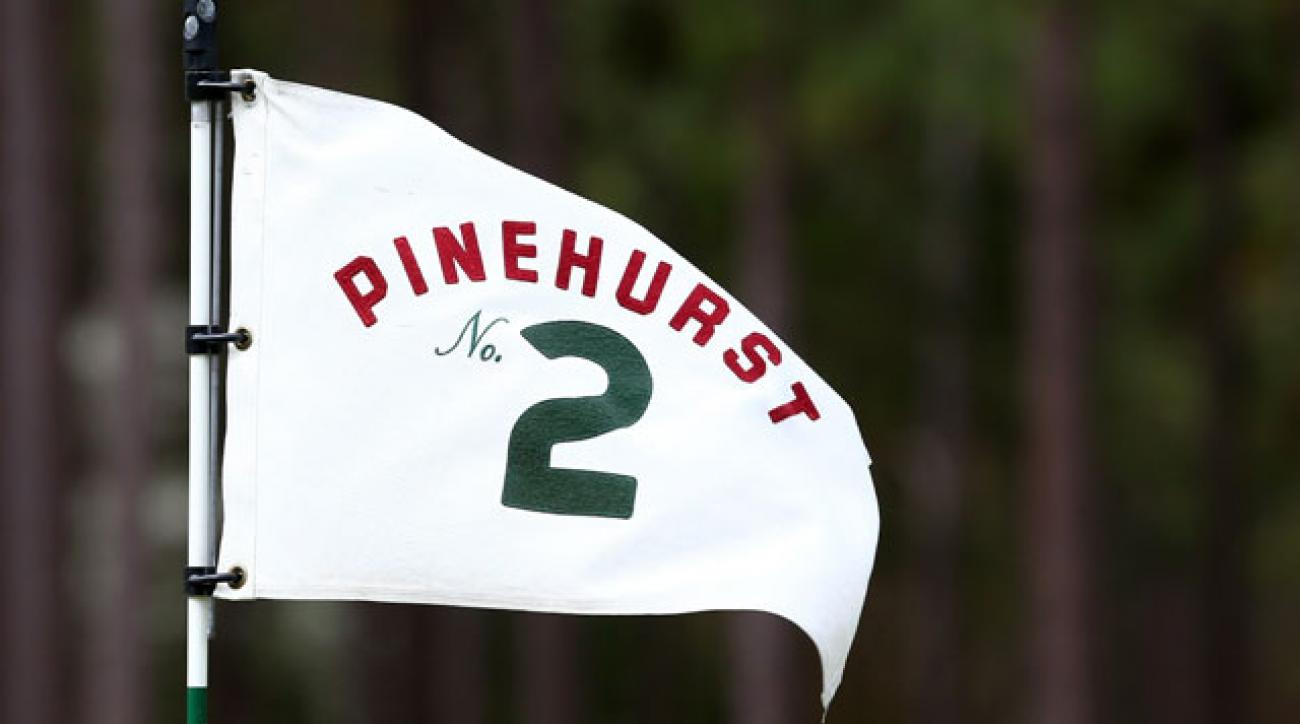 Pinehurst No. 2 will host its third national championship this year after hosting the 1999 and 2005 U.S. Open.