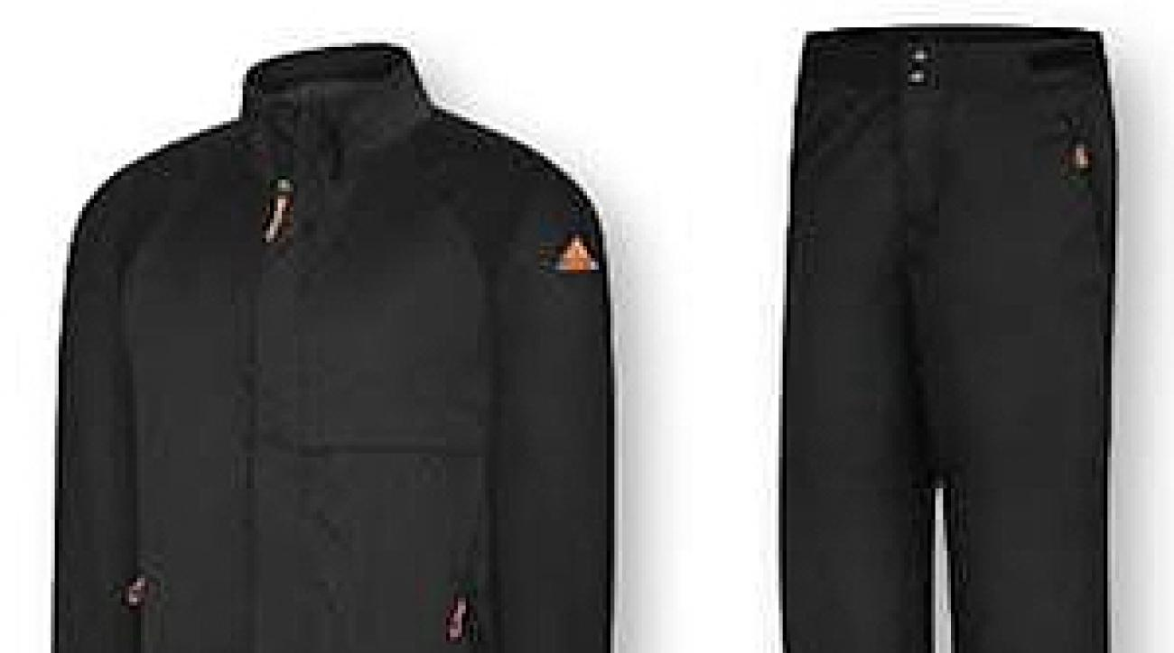 Adidas' ClimaProof Storm Ultimate Jacket and Pants