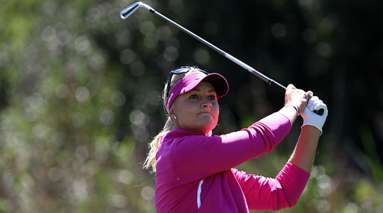 The victory was Anna Nordqvist's fourth on the LPGA Tour.