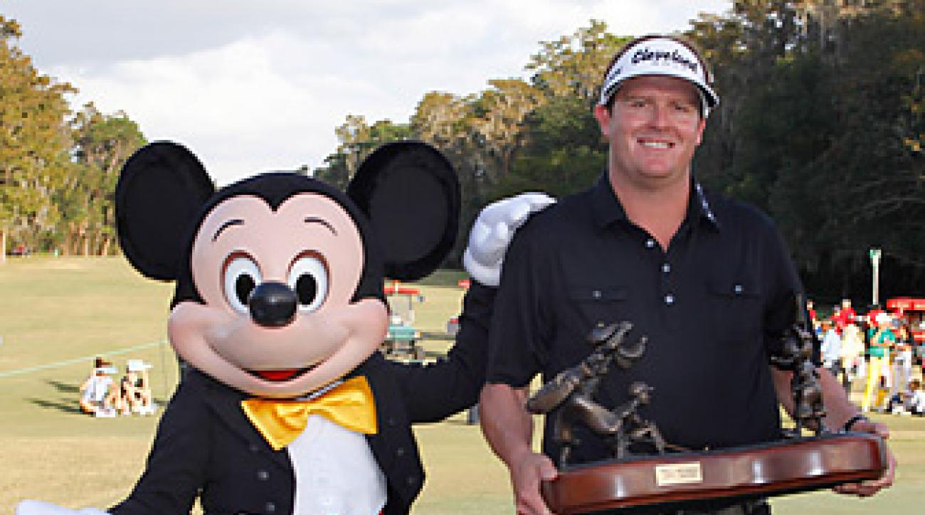 Charlie Beljan won the final edition of the Disney event in November.