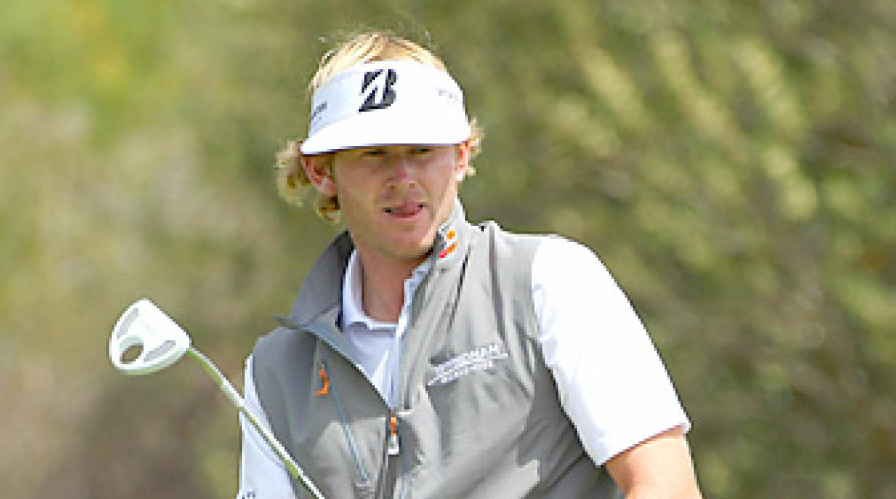 Brandt Snedeker defeated Thomas Bjorn 5 and 4.