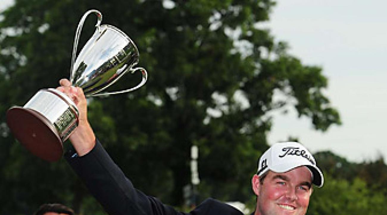 Marc Leishman's Sunday 62 was the lowest final-round score by a winner so far this season.