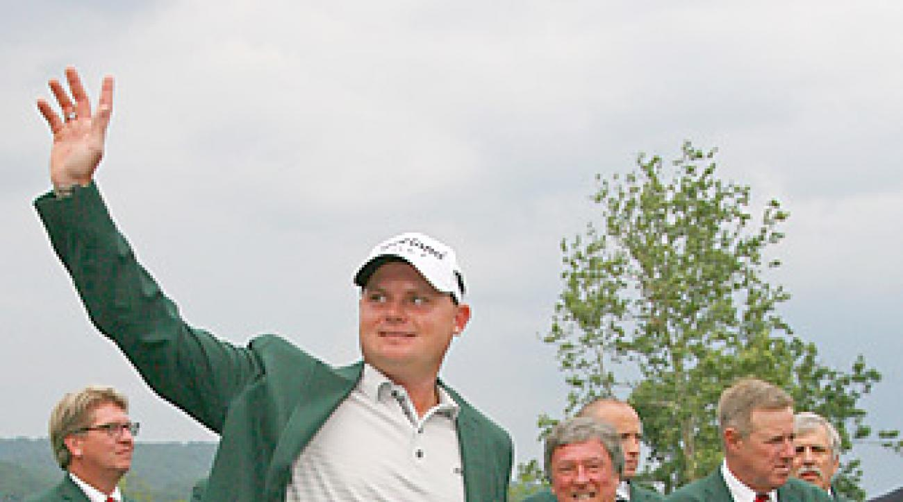 Ted Potter Jr. earned his first career PGA Tour title.