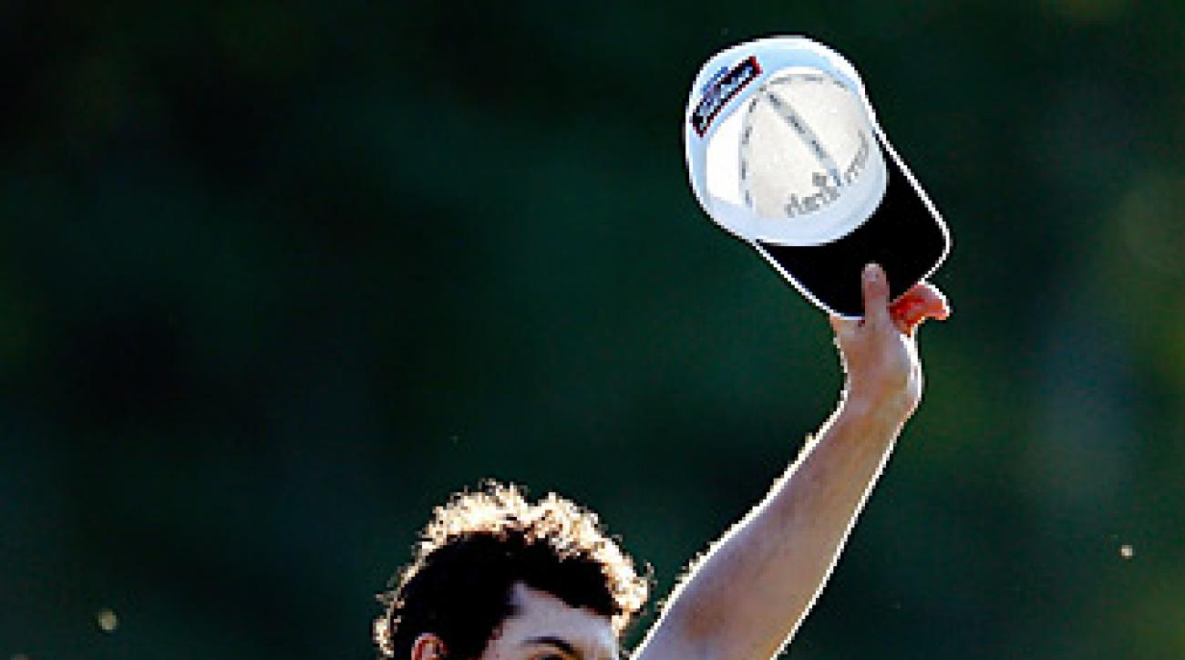 Rory McIlroy won the Deutsche Bank by one shot for his third victory of the season.