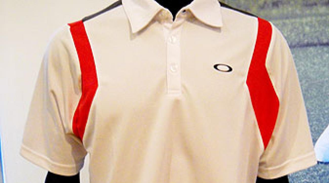 Top: Oakley's O shirt and Swagger pants. Below: Original Penguin's Earl shirt
