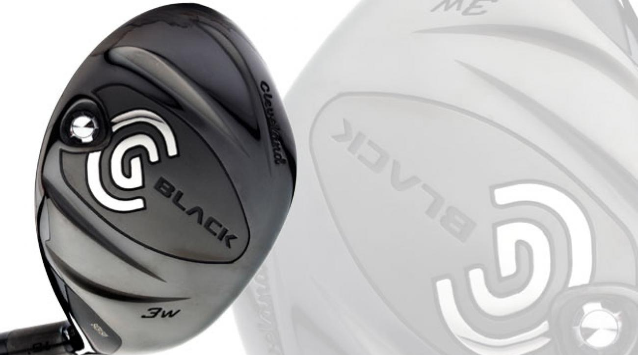 Cleveland CG Black Fairway Woods