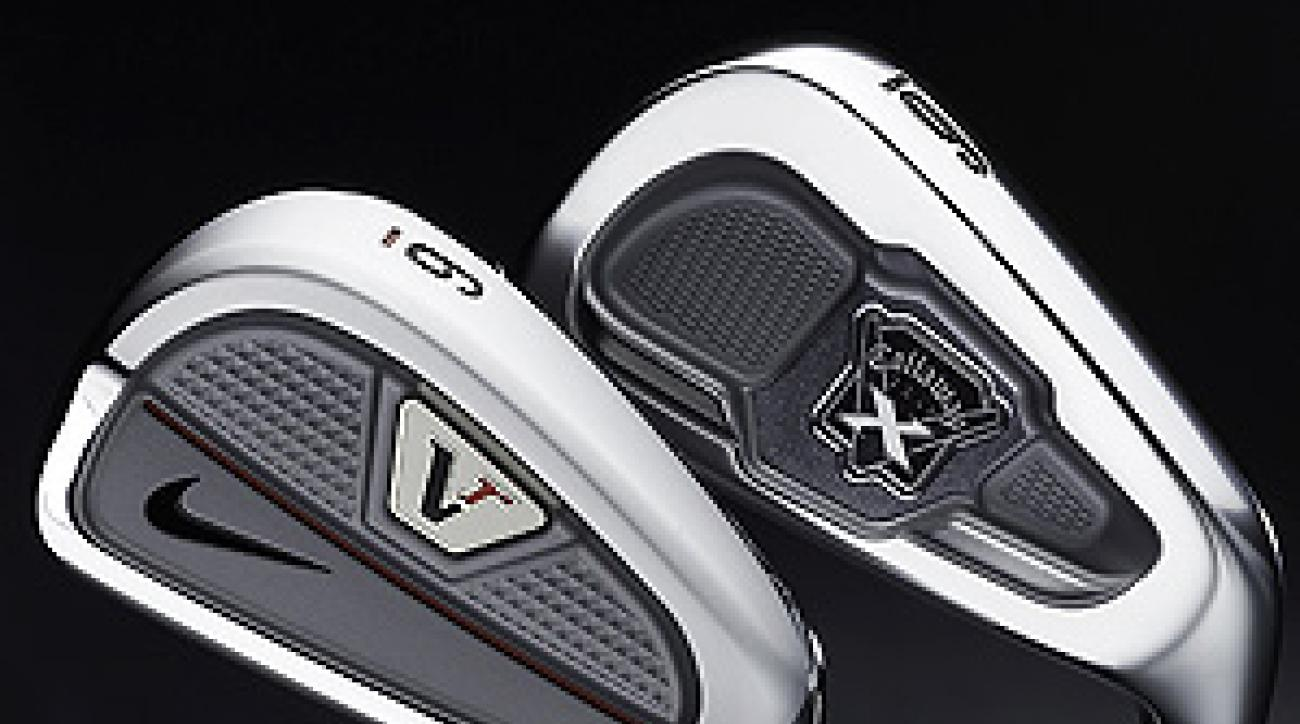 ClubTest 2010: Irons