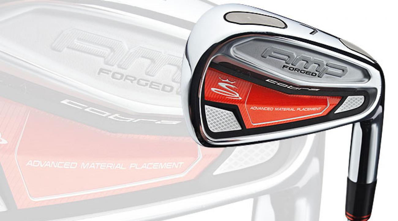 Cobra AMP Forged Irons