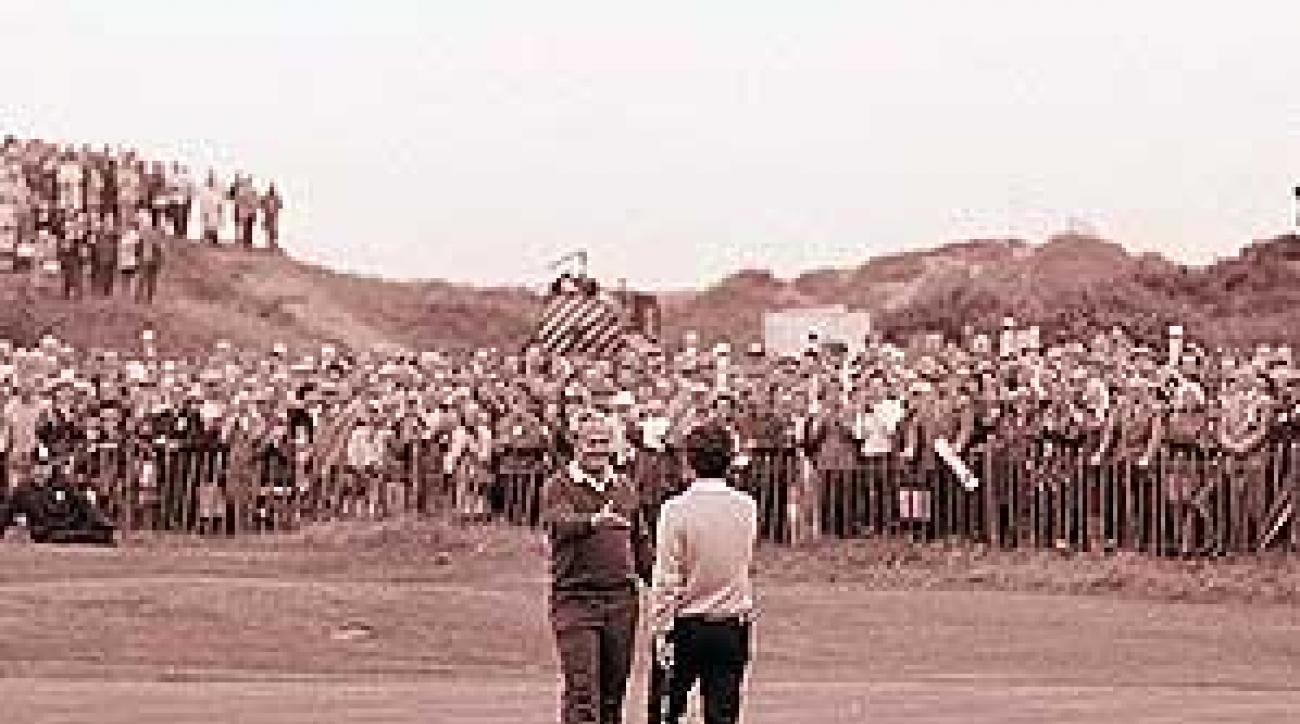 Nicklaus famously conceded Jacklin's 2-foot putt on the final hole, an act that has been recognized as one of the finest displays of sportsmanship ever witnessed.