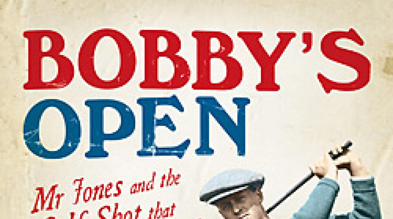 """BOBBY'S OPEN, by Steven Reid, 288 pages, Icon Books, $24.95. <a href=""""http://www.amazon.com/Bobbys-Open-Jones-Defined-Legend/dp/1906850283/ref=sr_1_1?ie=UTF8&qid=1342550766&sr=8-1&keywords=bobby%27s+open""""><strong>Buy Now</strong></a>"""