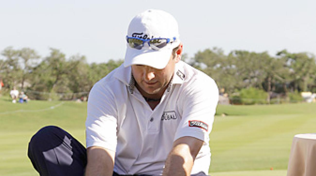 Ben Curtis earned his fourth career PGA Tour victory at the Texas Open.