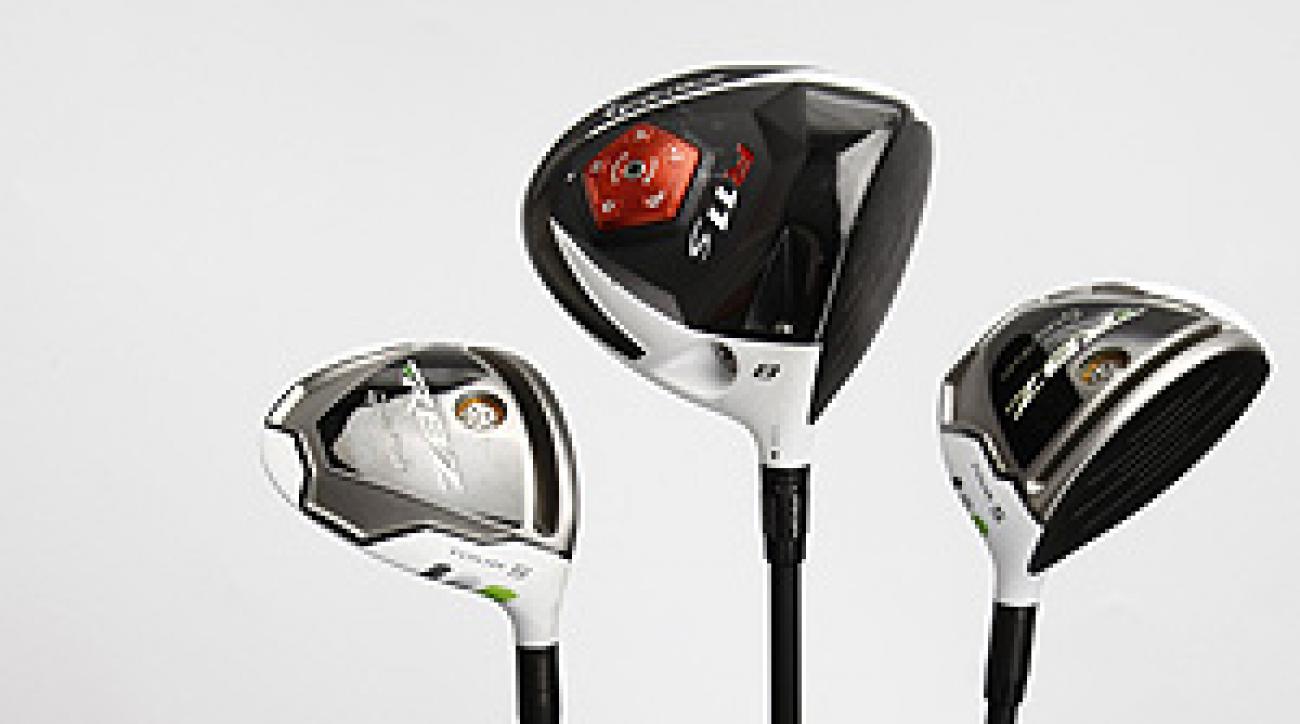 Darren Clarke's equipment for the 2012 British Open