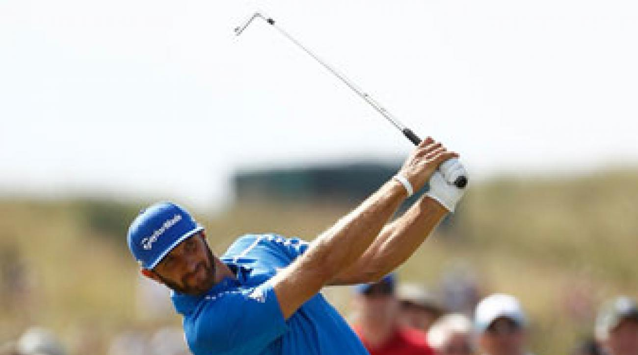 Dustin Johnson is suing a former adviser for allegedly stealing $3 million.