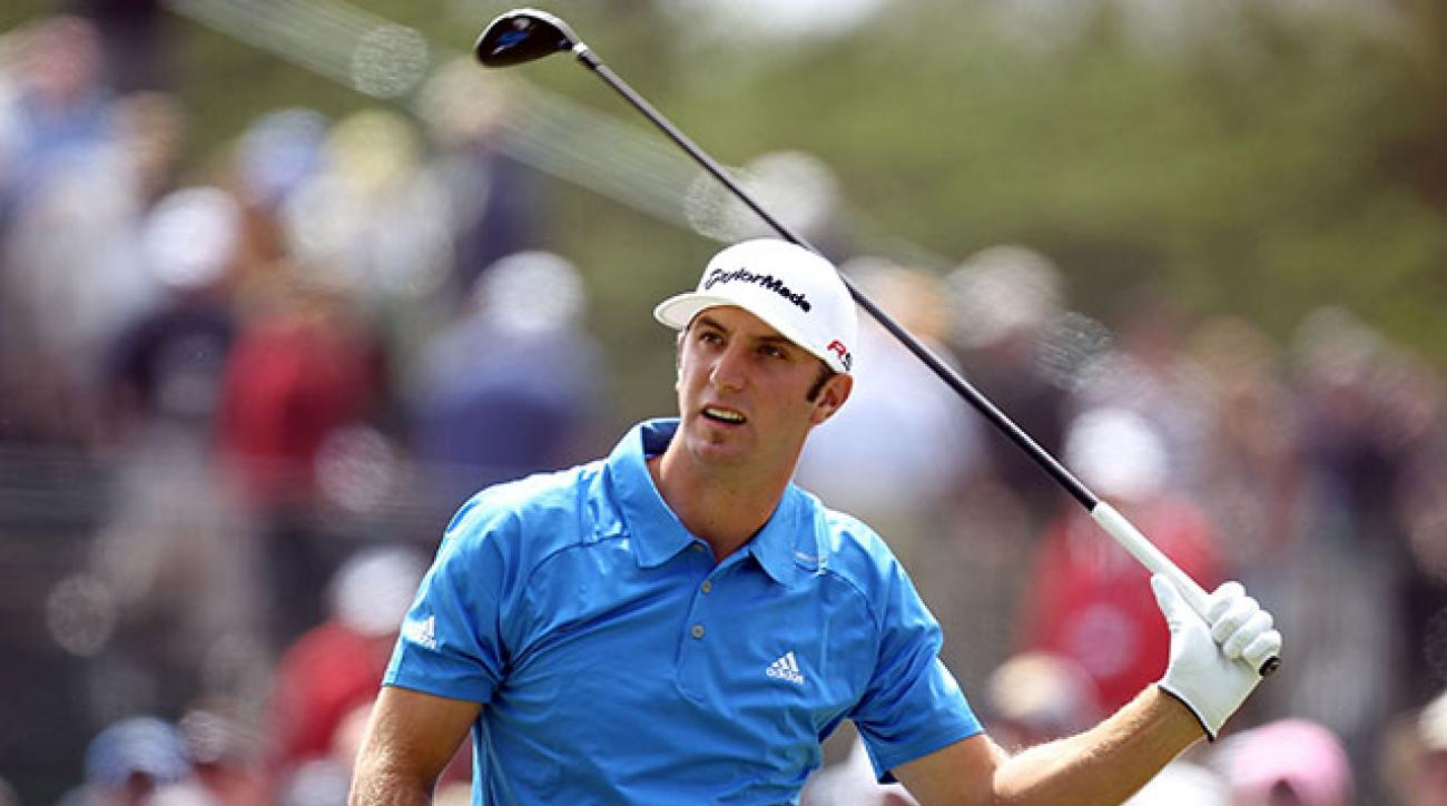 Dustin Johnson's collapse in the final round of the 2010 U.S. Open at Pebble Beach is just one of the more recent examples of the event's cruelty.