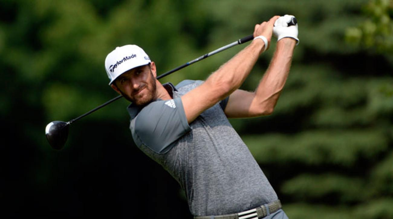 Dustin Johnson plays the RBC Canadian Open in July.