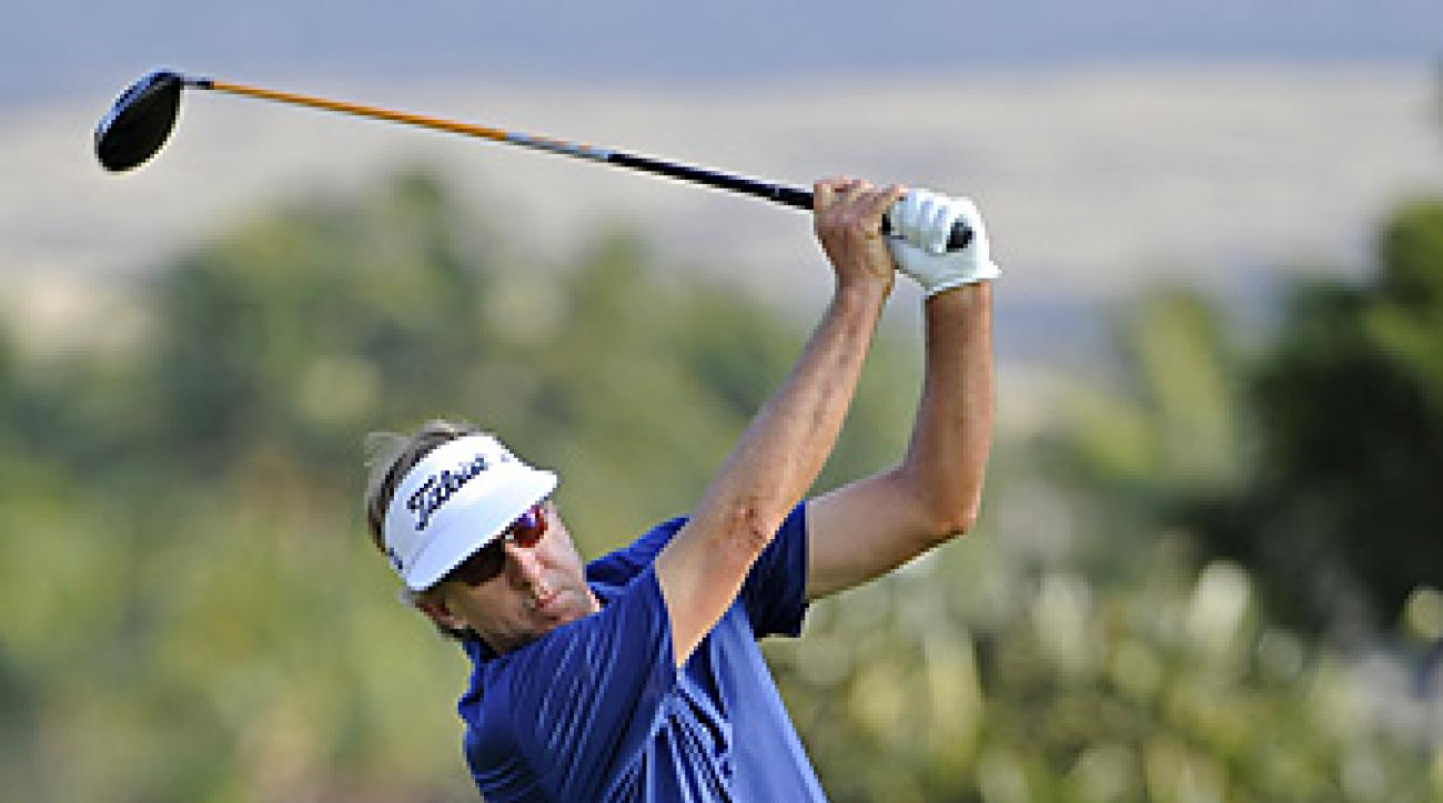 Dan Forsman earned his third career Champions Tour title.