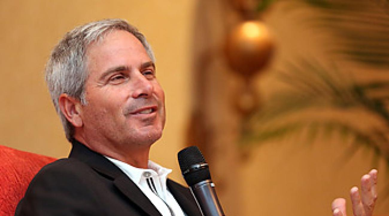 Fred Couples was inducted into the Hall of Fame on Monday night.