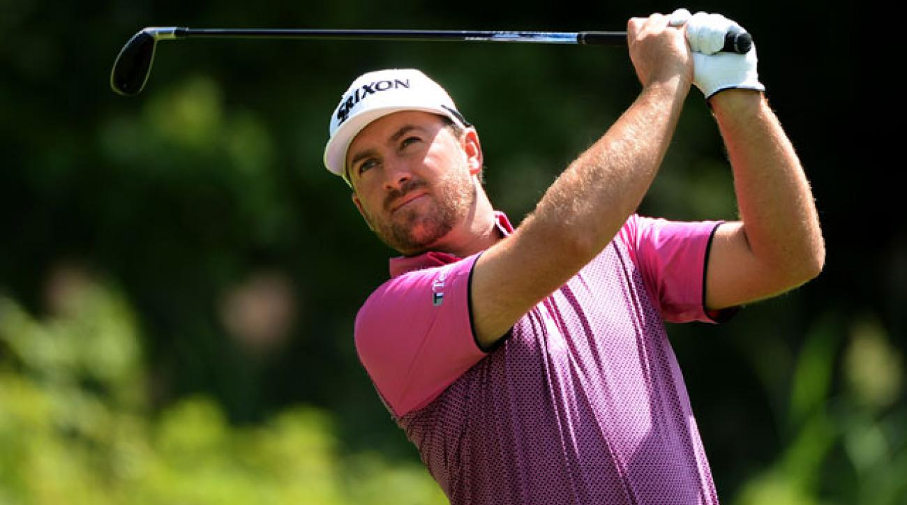 Graeme McDowell finished T38 at The Barclays after a shooting a 1-over 72 on Sunday.